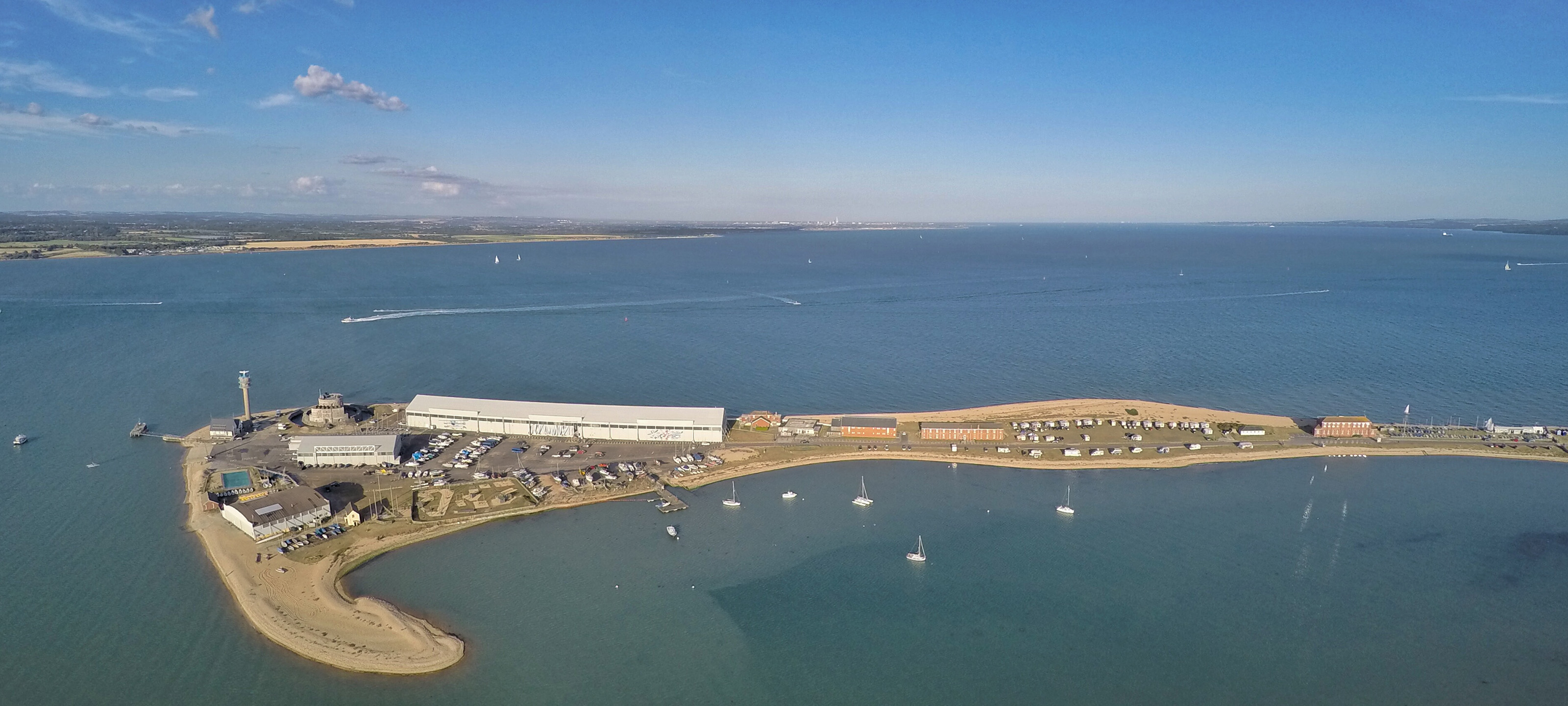 Calshot Activities Centre