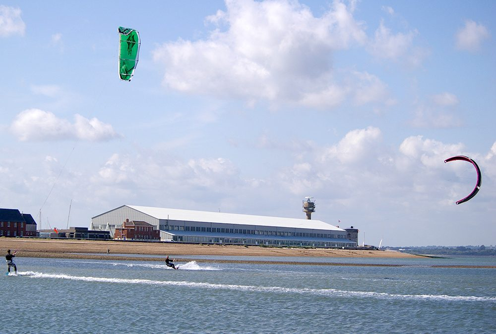 Large Flat Lagoon