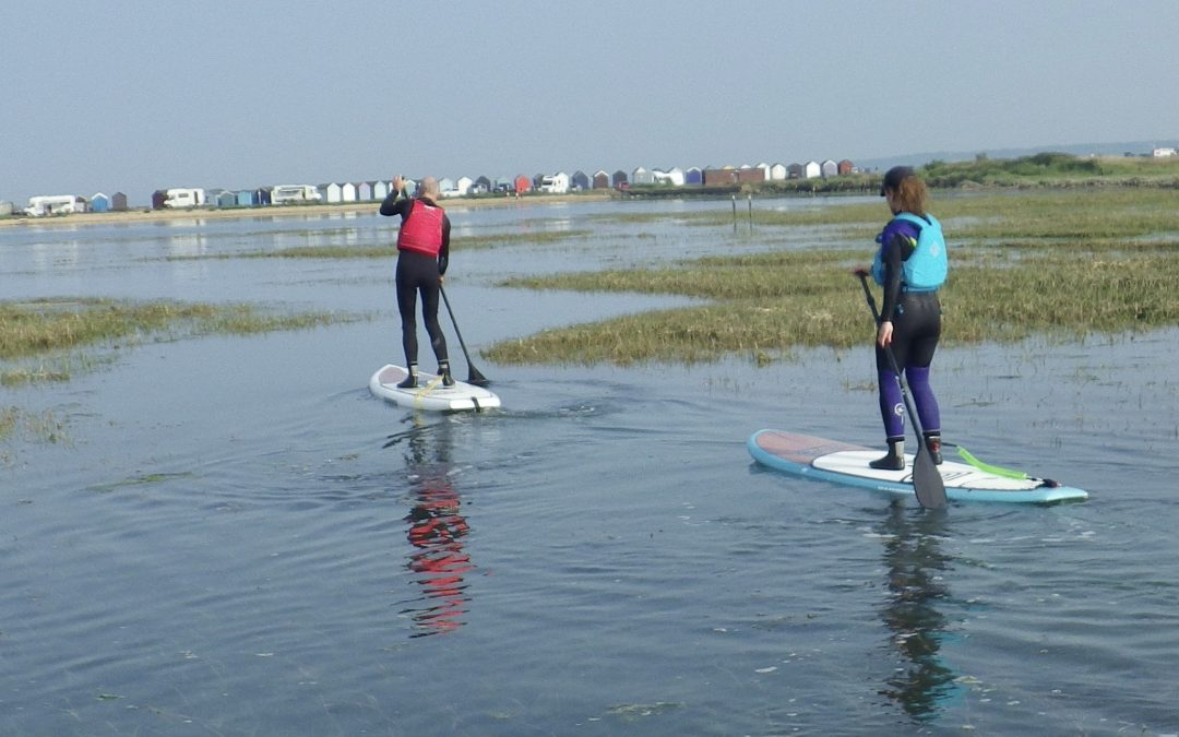 Couples Private Paddleboard Lesson / Tour